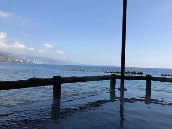熱海の奥座敷、網代の絶景&絶品磯料理の宿「平鶴」