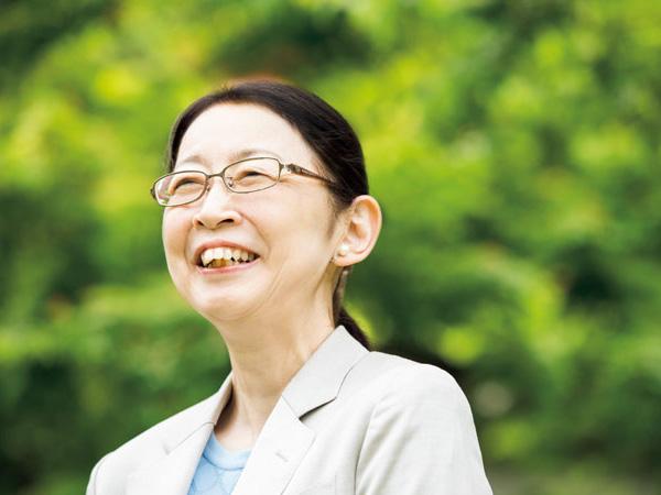 村木厚子さんハルメクインタビュー