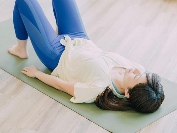 軽い尿もれは改善!1回5秒の骨盤底筋トレーニング