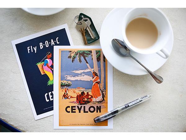 セイロン島ことスリランカ