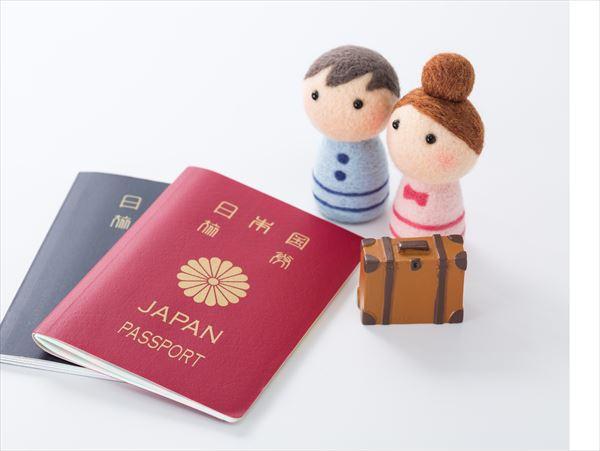 パスポート申請手続き