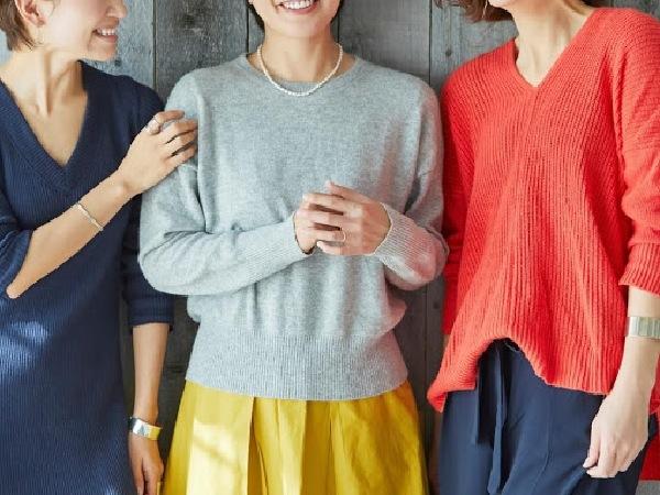 50代女性に見られる5つの性格タイプ