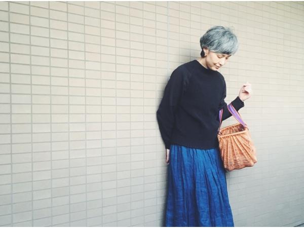 青木沙織里さん(50歳)