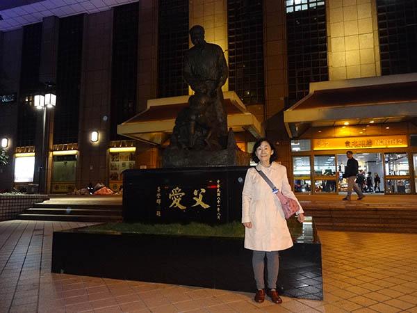 台湾縦断旅行その3台北市内観光~帰国