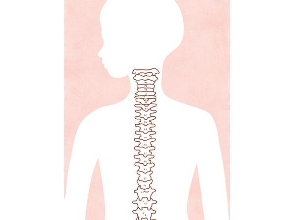 背骨が体調の9割を決めている