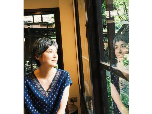 モデル青木沙織里さんの台湾旅