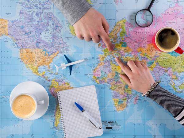 思い出深い海外旅行の数々