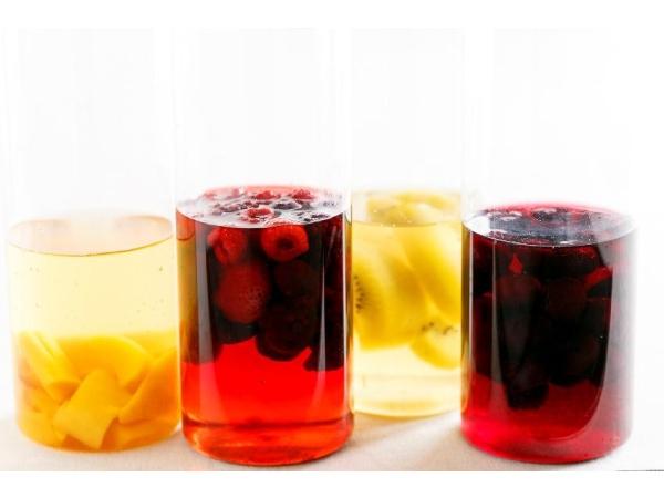 超簡単な果実酢・フルーツビネガー