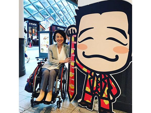 岸田ひろ実さんが出会った芸人