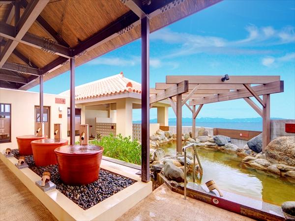 瀬長島ホテル 琉球温泉 龍神の湯