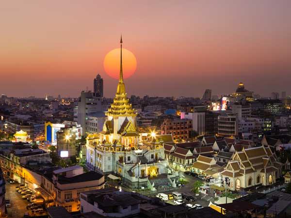 黄金仏寺院