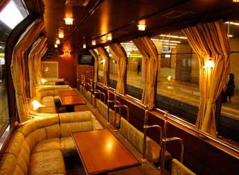 観光列車・豪華列車旅