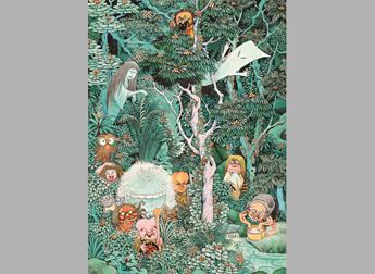 そごう美術館「水木しげる 魂の漫画展」ご招待