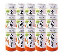 人参ジュース15缶組